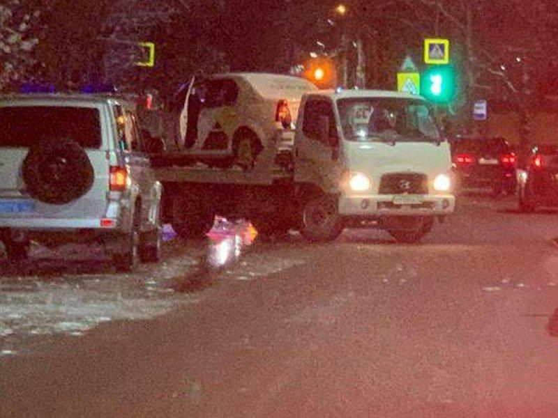Водитель, совершивший смертельное ДТП на машине «Яндекс. Такси», был пьян и предстанет перед судом