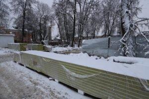 В Брянске начинают монтировать новую котельную. Для потребителей от завода «Электроаппарат»
