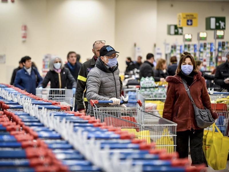 Брянский оперштаб рекомендовал магазинам перейти на круглосуточный режим работы
