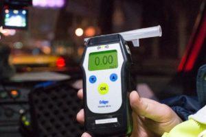 В Брянской области на прошлой неделе поймали 35 нетрезвых водителей