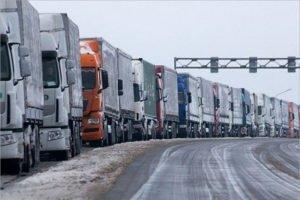 Брянская таможня предупредила об очереди большегрузов на МАПП «Троебортное»