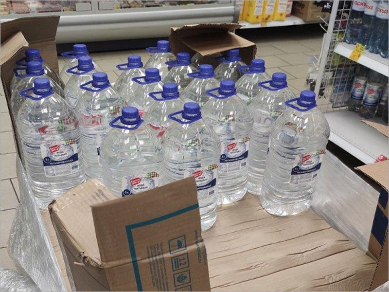 Коммунальщики обещали вернуть в Новозыбков воду к 21.00 четверга