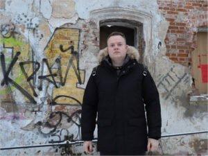 Карачевский фермер взял в аренду разрушенный дом Чулковых на бульваре Гагарина