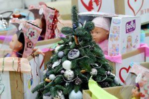 Сотрудники «Брянскэнерго» поздравили воспитанников Мглинской школы-интерната с новогодними и рождественскими праздниками
