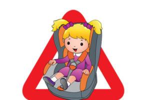 В Брянской области на прошлой неделе выявили 15 непристёгнутых юных пассажиров