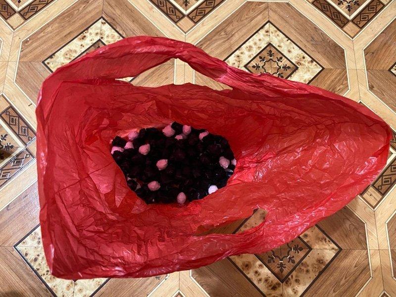 Новосибирский наркоман попался в Брянске с парой сотен героиновых закладок