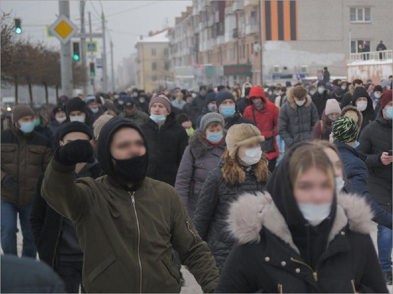 Брянские сторонники Навального намерены получить ещё по штрафу по «ковидной» статье в ближайшее воскресенье