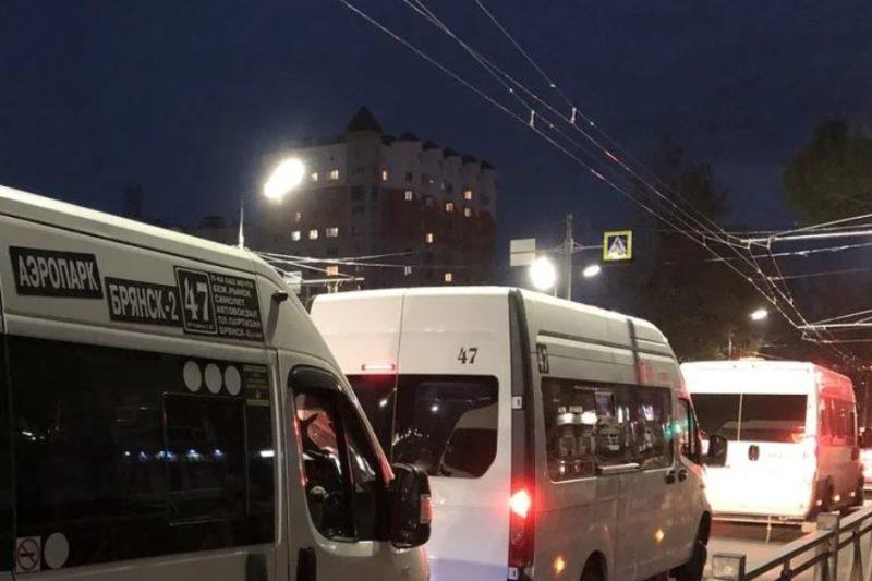 «Главный по транспорту» в Брянске попытался объяснить «зачистку» маршрутчиков