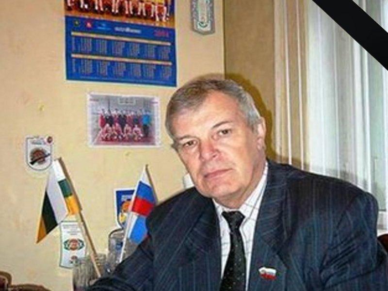 В Новозыбкове ушёл из жизни тренер и педагог Валентин Александров