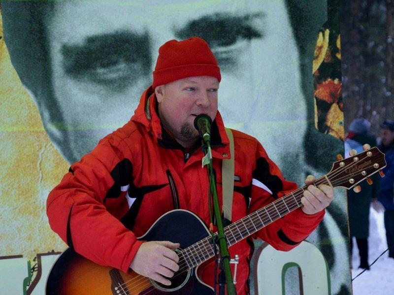 В окресностях Дятьково состоялась встреча любителей и исполнителей бардовской песни «Белое безмолвие – 2021»