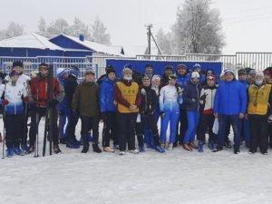 По итогам областных соревнований по лыжным гонкам завершён отбор спортсменов на первенство ЦФО