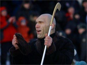 «Перенос хоккейного чемпионата мира из Минска – грязище и мерзость» – Валуев