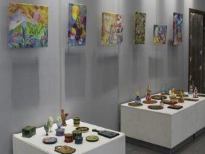 В «Персоне» открылась первая в этом году художественная выставка