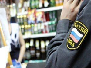 Стародубские и унечские правоохранители рьяно борются с незаконной продажей алкоголя