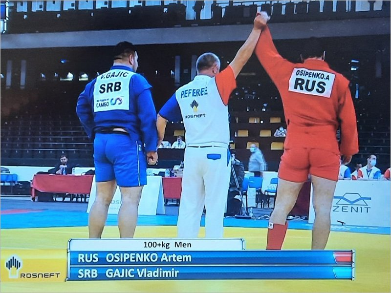 Первая десятка: в Брянской области утвердили лучших спортсменов 2020 года во главе с Артёмом Осипенко
