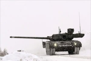 Учёные из брянского университета предложили делать танковую броню из проволоки