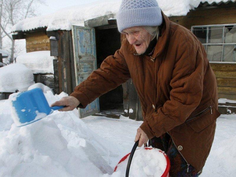Стародубская деревня три дня жила без воды по вине коммунальщиков