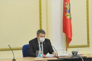 Медиарейтинг брянского губернатора в феврале провалился в седьмой десяток