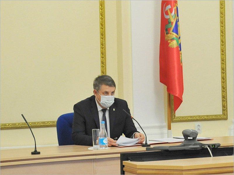 В итоговом медиарейтинге-2020 Александр Богомаз вернулся на два года назад