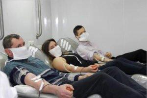 Брянские энергетики сдали более 40 литров донорской крови