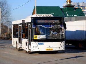 В Брянске маршрутку №88 планируют компенсировать дополнительными рейсами автобуса №48