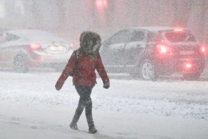 Синоптики пугают Центральную Россию: температура опустится до -30°C