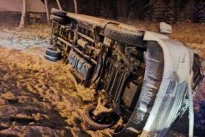 В ДТП под Брянском пострадали шестеро граждан Белоруссии
