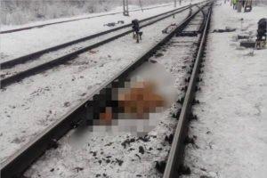 В Клинцах поезд насмерть сбил пожилую женщину