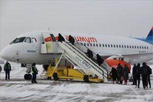 Брянское «Динамо» улетело на кисловодский сбор вовремя