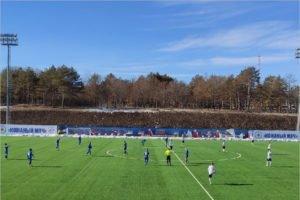 Брянское «Динамо» на кисловодском сборе готовится к вылету в низший дивизион