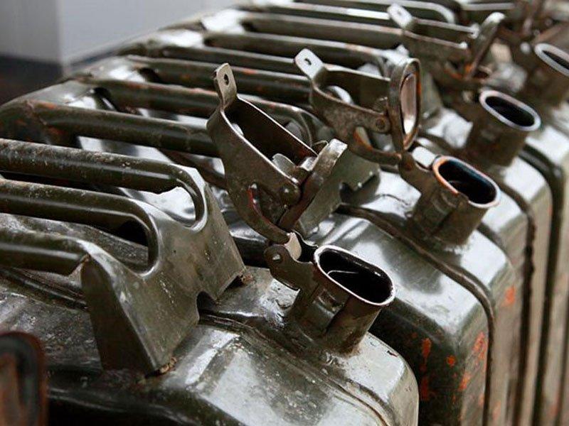 «Приятели»  из Дятьковского района вшестером «накатали» чужого дизельного топлива на 130 тысяч