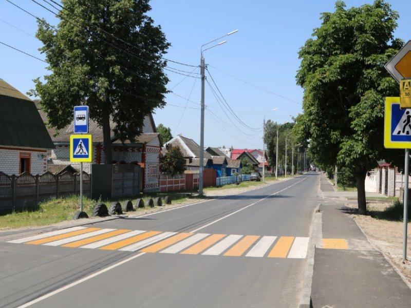 Брянская область станет пилотом в нацпроекте по повышению безопасности пешеходов