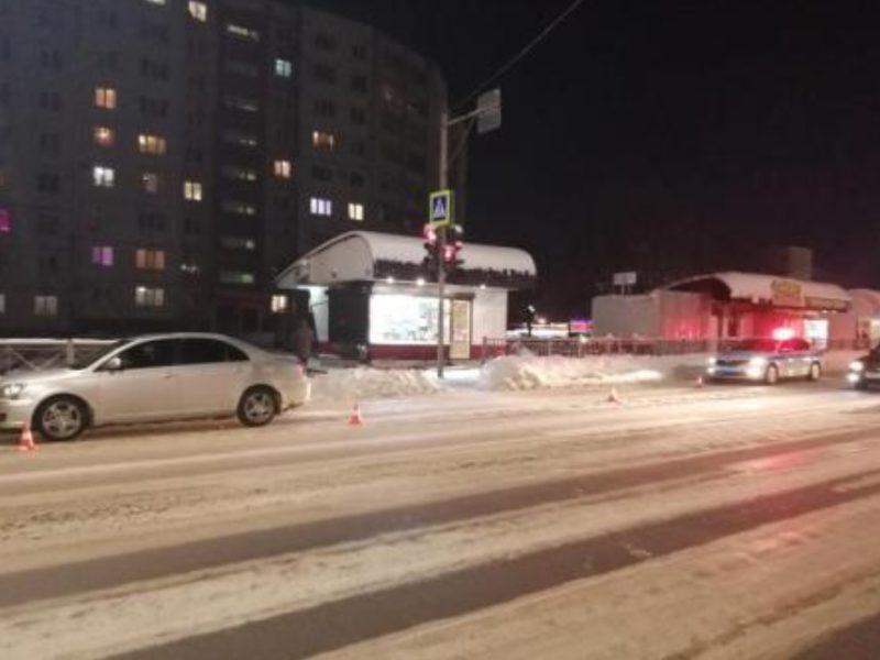 В Брянске с разницей в полчаса сбили двоих детей, один из них госпитализирован