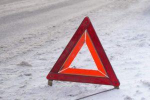 В Севске легковушка сбила пенсионерку-нарушительницу