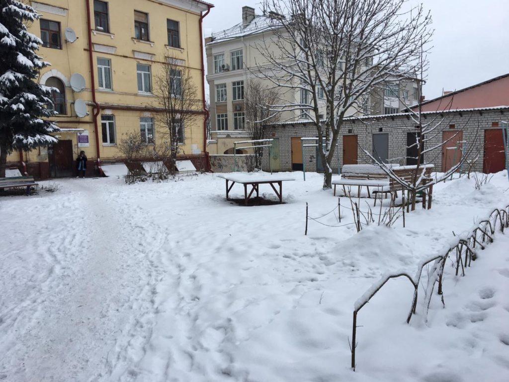 В этом году в Брянске сделают комфортными ещё десять дворов