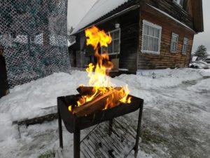 В России вступили в силу новые правила разведения костров на дачах
