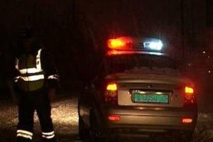 Под Суражом автолюбительница врезалась в дерево. Пострадала её пассажирка