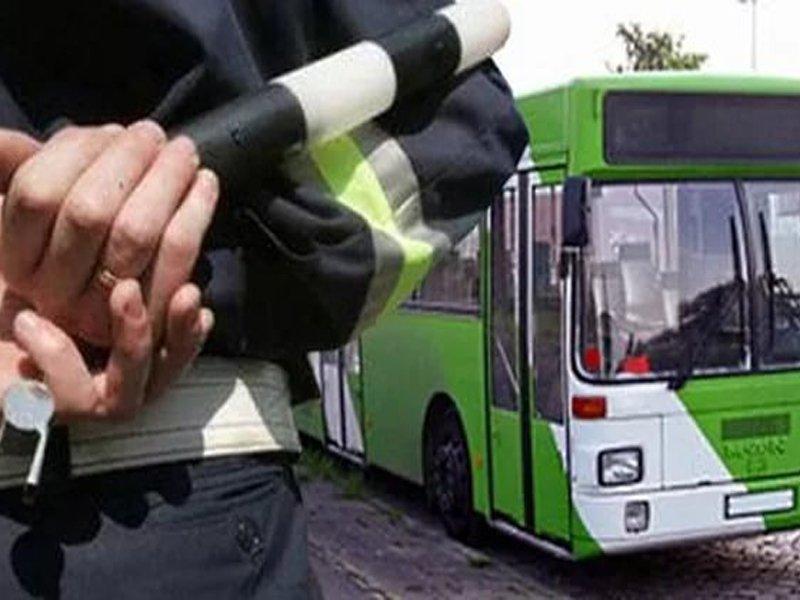 За четыре дня в Брянской области поймали полторы сотни водителей автобусов и маршруток, нарушивших ПДД