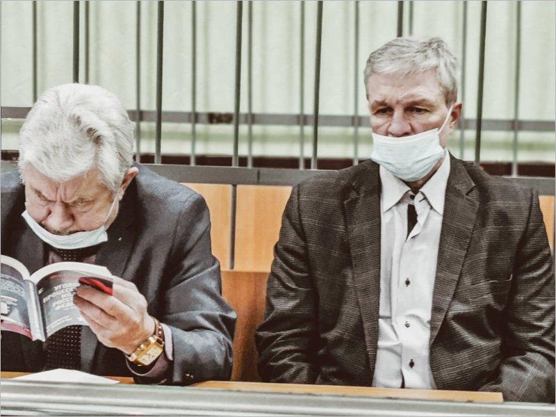Брянский облсуд не смягчил приговор по «собачьему делу» экс-главе городского ЖКХ Игорю Гинькину