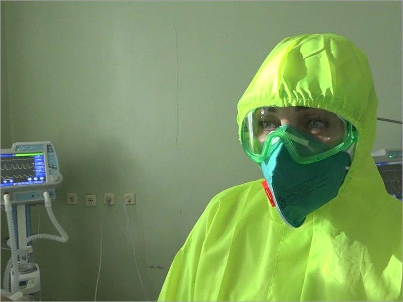 В брянских поликлиниках сформирован двухмесячный запас средств индивидуальной защиты