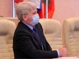 Градоначальник второго по величине города Брянской области ушёл в отставку