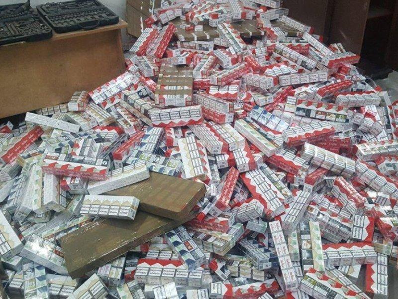 В Брянске «накрыли» более трёх тысяч пачек нелегальных сигарет