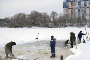 Крещенские купания в Брянске и области состоятся с соблюдением социальной дистанции