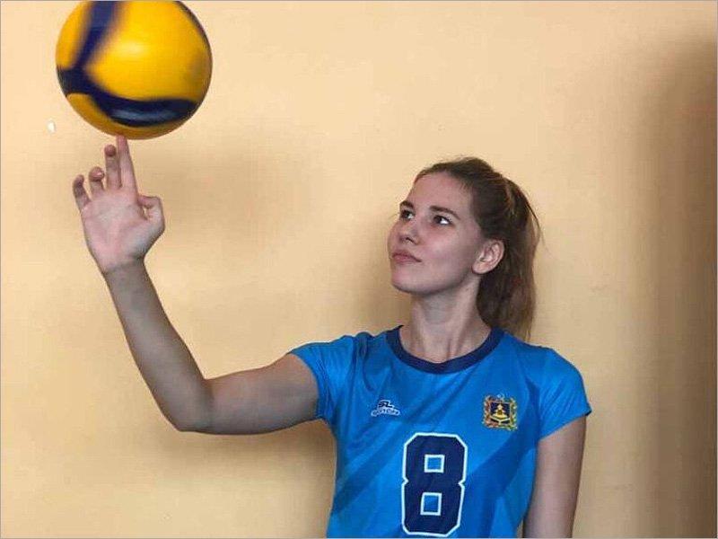 Волейбольный «Брянск» одержал первую победу в 2021 году