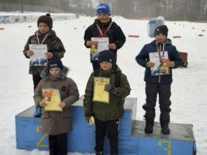 В минувшее воскресенье состоялось первенство Брянской области по лыжным гонкам среди юных спортсменов