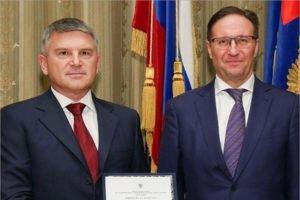Глава «Россети Центр» награждён ведомственной медалью Ростехнадзора