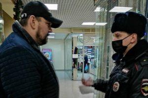 В Брянске «безмасочники» попались проверяющим в Советском и Володарском районах