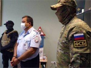Задержанного за взятки замначальника брянского МРЭО подполковника Мкртчяна оставили в СИЗО на два месяца