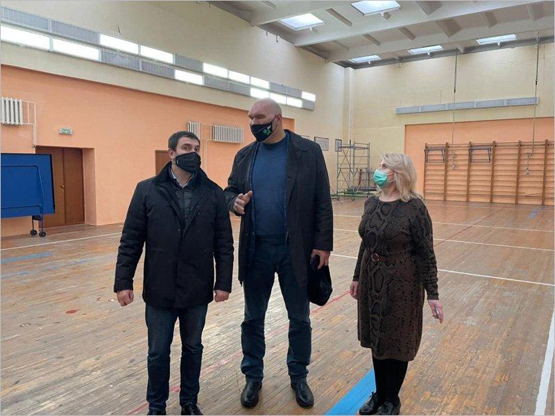 В Навле появится секция бокса – Валуев