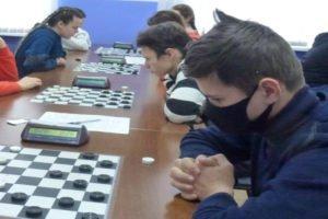 В Брянске прошло первенство по русским шашкам в шести возрастах